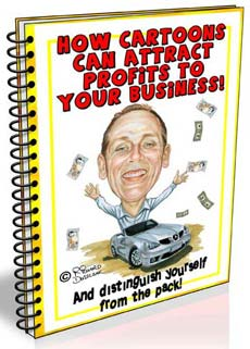 How Cartoons can attract profits to your Business